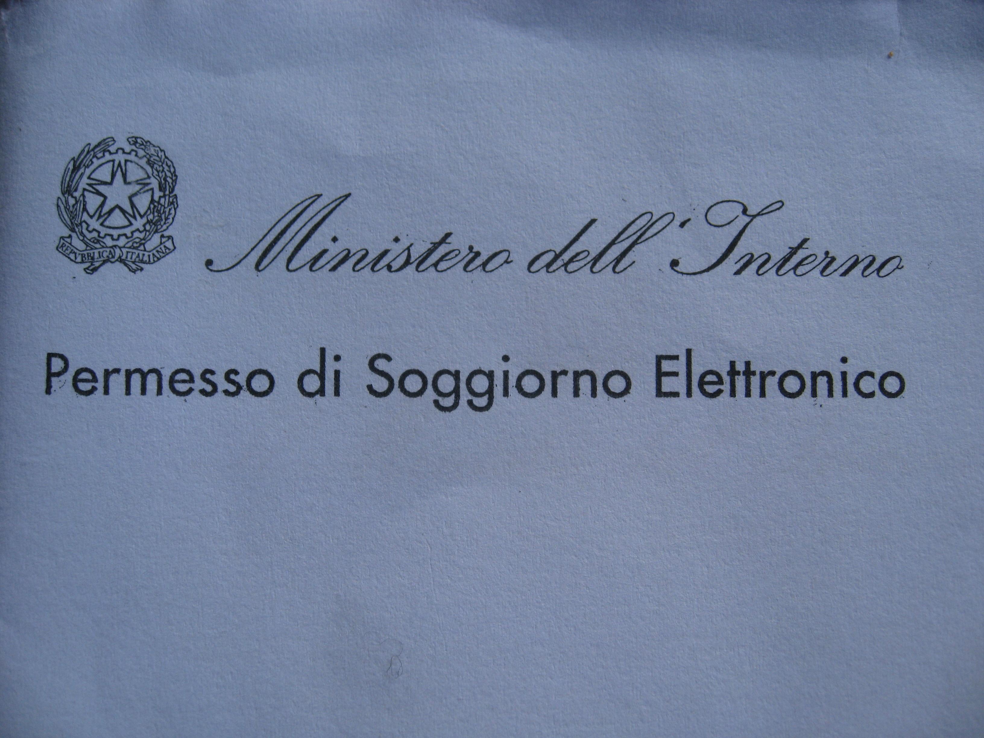 Permesso di Soggiorno – Working Holiday visas | Tali Goes Travelling