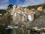 Just One of the Famous Five – Riomaggiore, Cinque Terre
