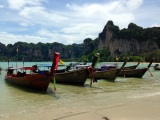 On the Road: Railay Bay