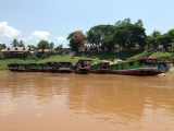 On the Road: Slow Boats Down theMekong