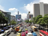 Hustle and Bustle in Bangkok