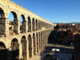 A Day in Segovia